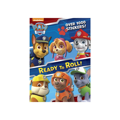 PAW Patrol Ready to Roll! Activity Book