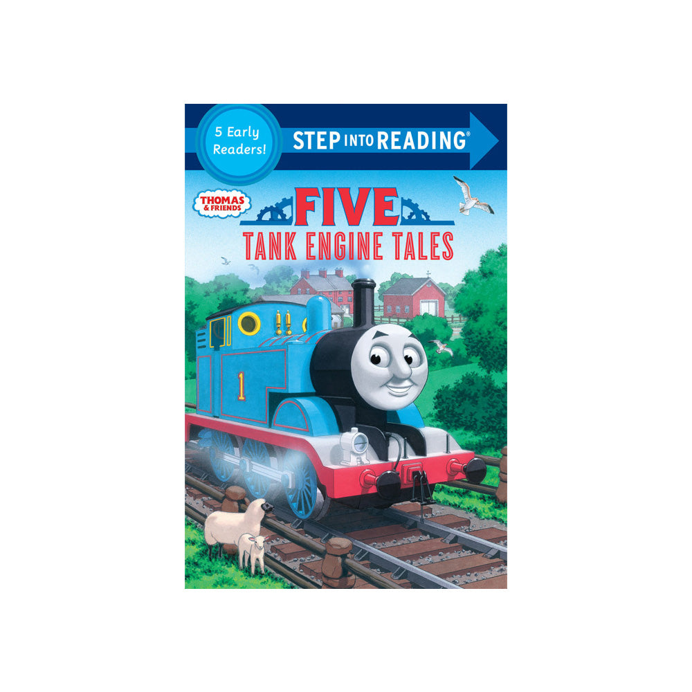Step Into Reading: Thomas & Friends Five Tank Engine Tales