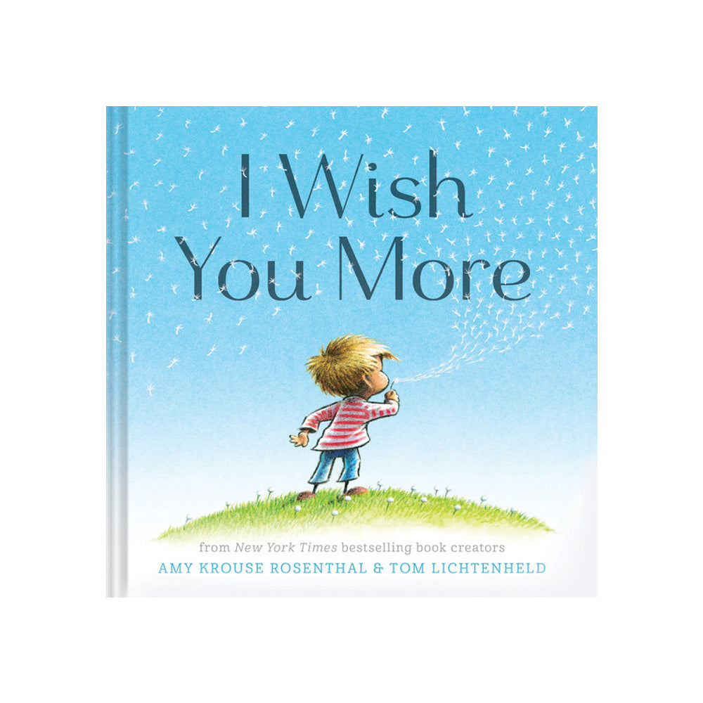 I Wish You More