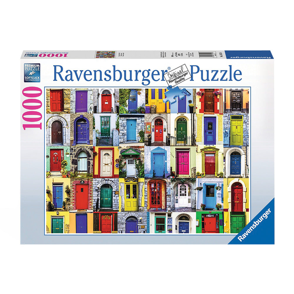 Ravensburger Doors of the World 1000 Piece Puzzle