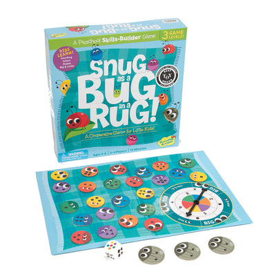 Snug as a Bug in a Rug Co-operative Game