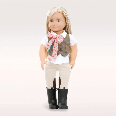 Our Generation Leah 18'' Doll