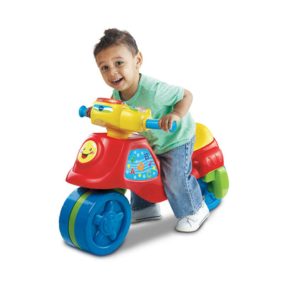 VTech 2-in-1 Learn and Zoom Motorbike