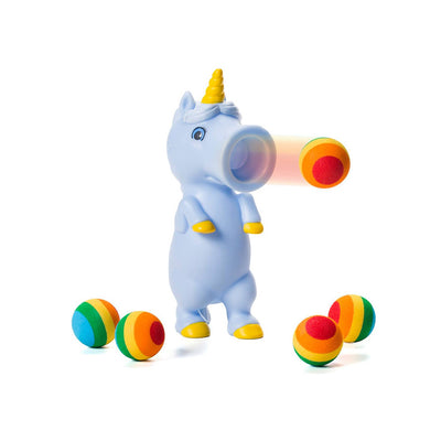Squeeze Popper Unicorn Assorted