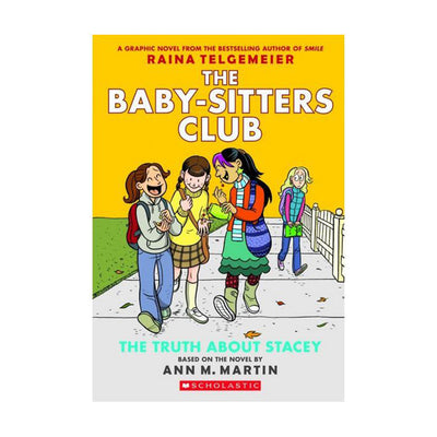 The Baby-Sitters Club #2: The Truth About Stacey