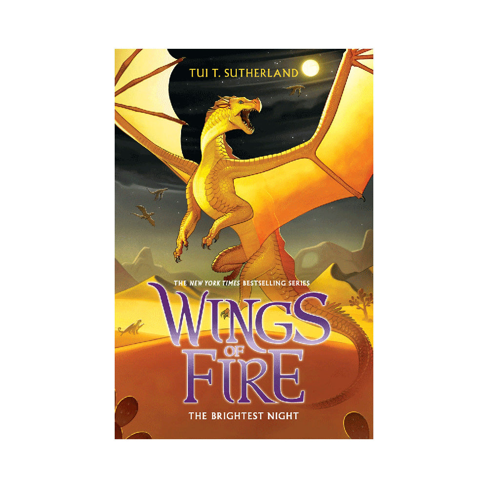 Wings of Fire #5: The Brightest Night Novel