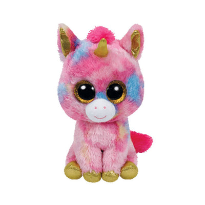 Ty Beanie Boos Large Fantasia the Unicorn