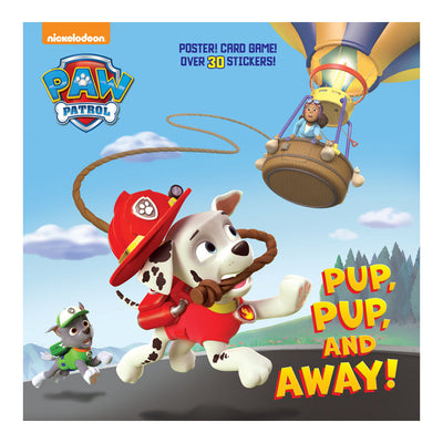 PAW Patrol Pup, Pup, and Away!