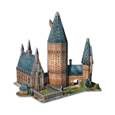 Wrebbit Harry Potter™ Hogwarts Great Hall 3D Puzzle