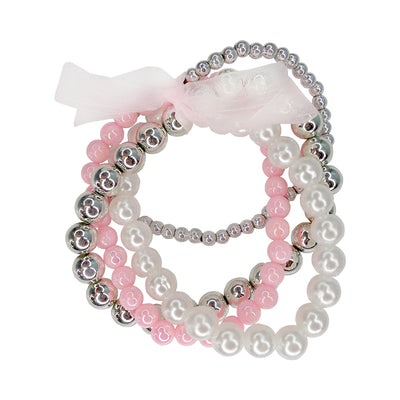 Great Pretenders Pearly to Wed 4pc Bracelet Set