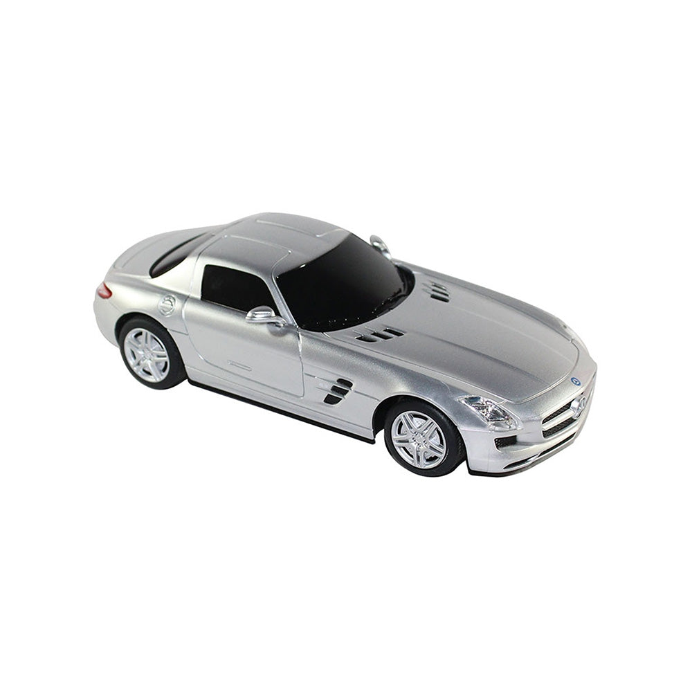 Nex Mercedes Benz SLS AMG Die-Cast Model - Silver