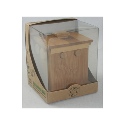 Bamboo Dilemma Jar 2 Circle Posts Puzzle