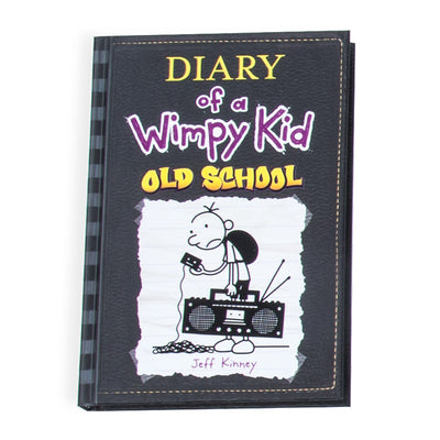 Diary of a Wimpy Kid #10: Old School Novel