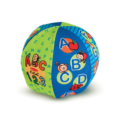 K's Kids 2-in-1 Talking Ball Learning Toy