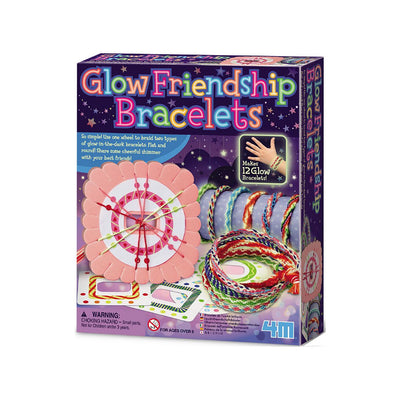 4M Glow Friendship Bracelets Kit