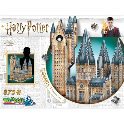 Wrebbit Harry Potter™ Hogwarts Astronomy Tower 3D Puzzle