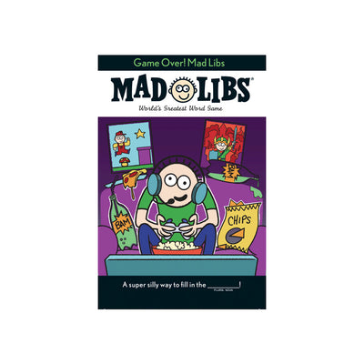 Mad Libs Game Over