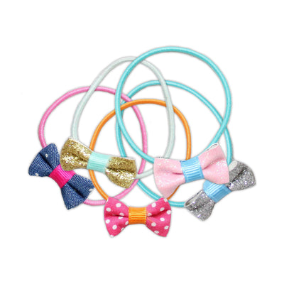 Great Pretenders Fashion Fab Ponytail Holders 5pc Set