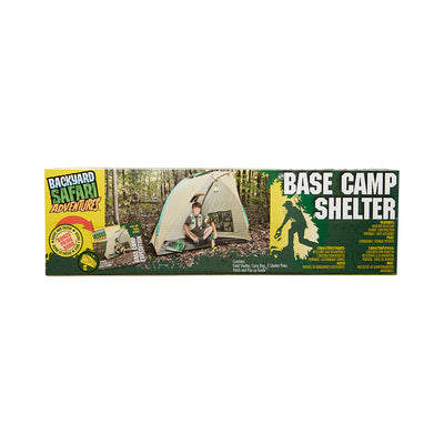 Backyard Safari Adventures Base Camp Shelter