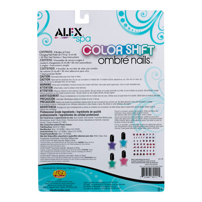 Alex Toys Color Shift Ombre Nails Kit