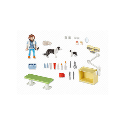 Playmobil Carry Case Vet (Small)