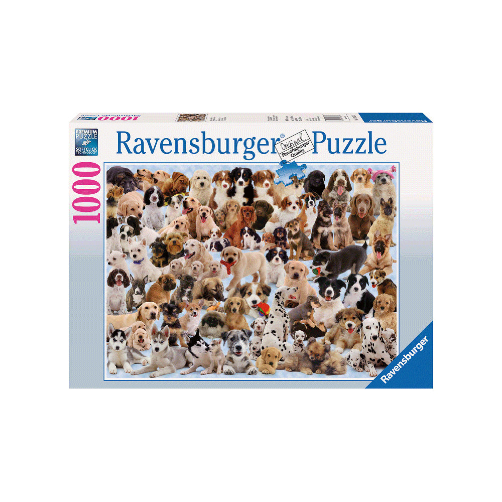 Ravensburger Dogs Galore! 1000 Piece Puzzle