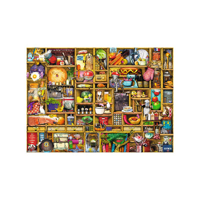 Ravensburger Kitchen Cupboard 1000 Piece Puzzle