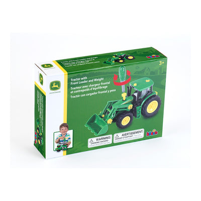 John Deere® Tractor Construction Kit
