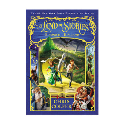 The Land of Stories #4: Beyond the Kingdoms