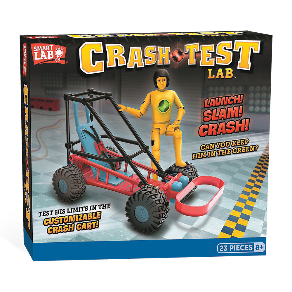 Mindware Crash Test Lab Science Kit