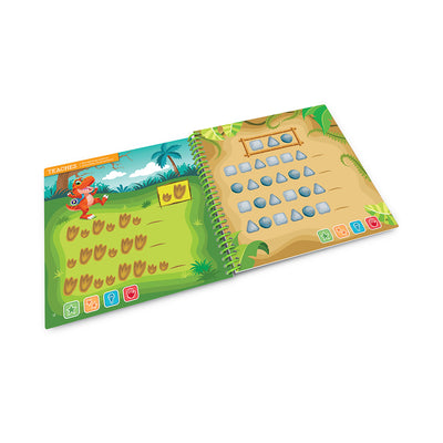 LeapStart™ Shapes & Colours Activity Book