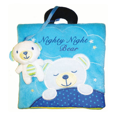 Nighty Night, Bear Cloth Book