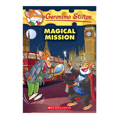 Geronimo Stilton 64 Magical Mission
