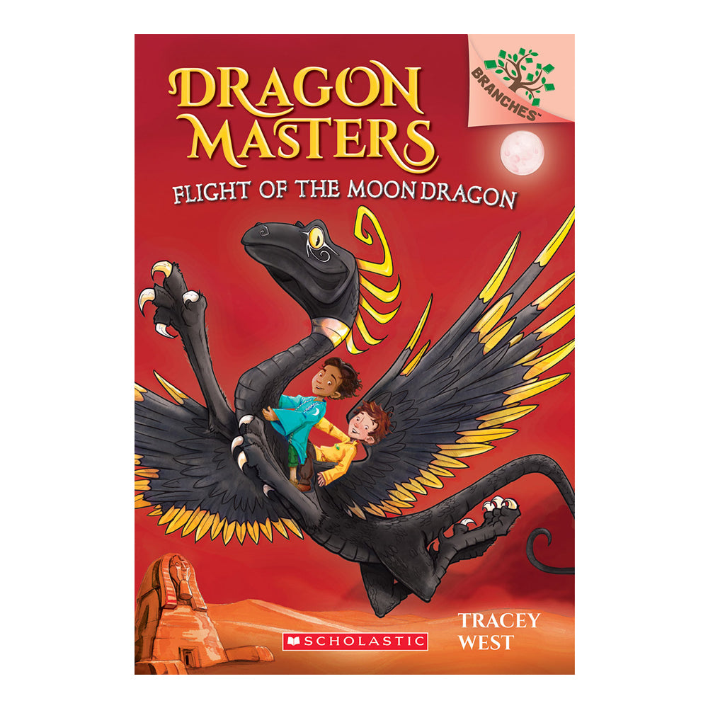 Dragon Masters 6 Flight of the Moon Dragon