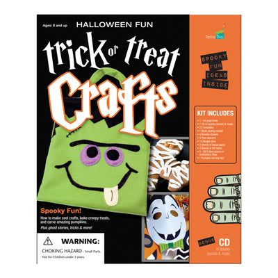 Trick or Treat Crafts