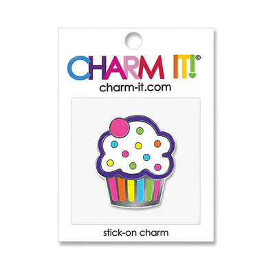 CHARM IT! Cupcake Sprinkle Charm It Sticker