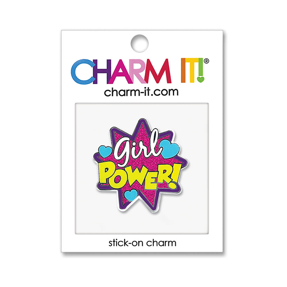 CHARM IT! Girl Power Charm It Sticker