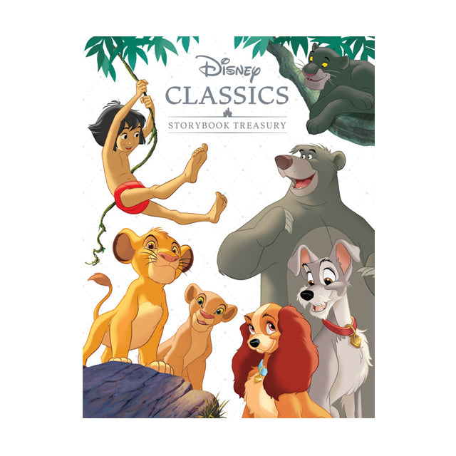 Disney Classics Storybook Treasury