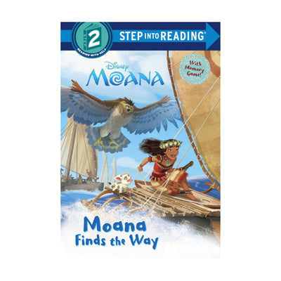 Moana L2 Finds The Way
