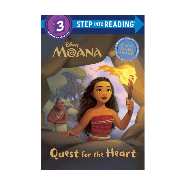 Moana L3 Quest for the Heart