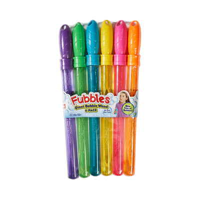 Fubbles® Giant Bubble Wand 6 Pack