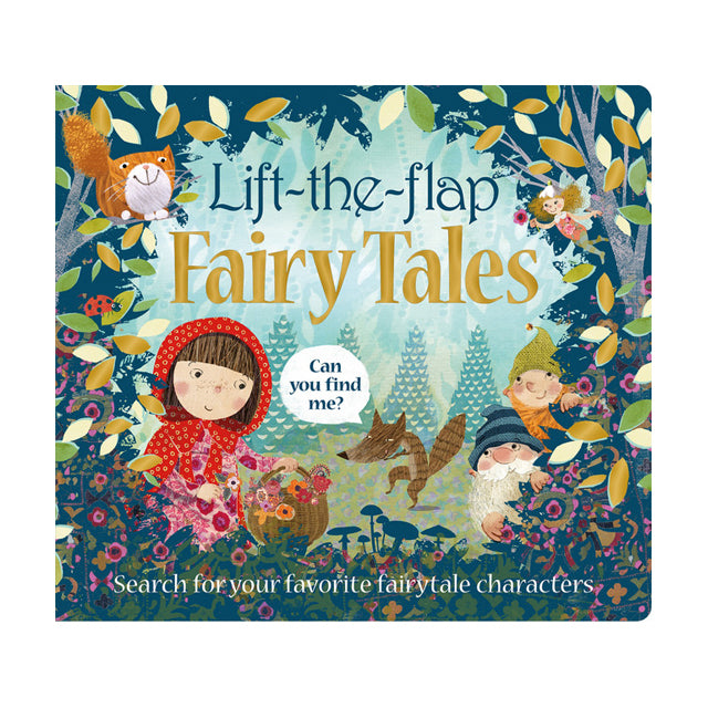 Fairy Tales Lift-the-Flap