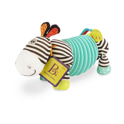 B. Toys Squeezy Zeeby Accordion