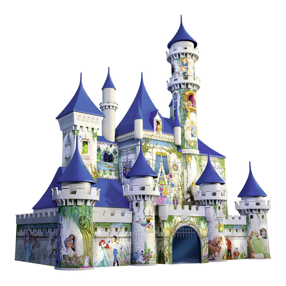 Ravensburger 3D Disney Castle