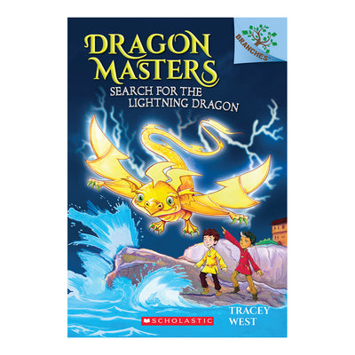 Dragon Masters 7 Search for the Lightning Dragon