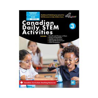 Canadian Daily Stem Activities Gr 3 WE TYI
