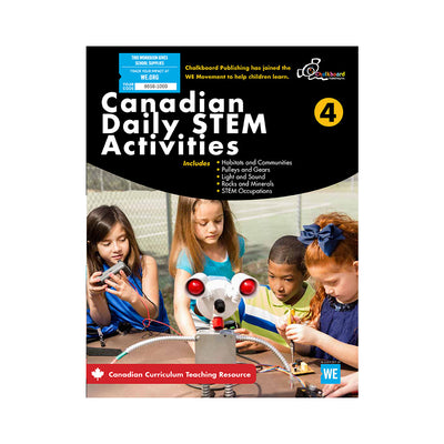 Canadian Daily Stem Activities Gr 4 WE TYI