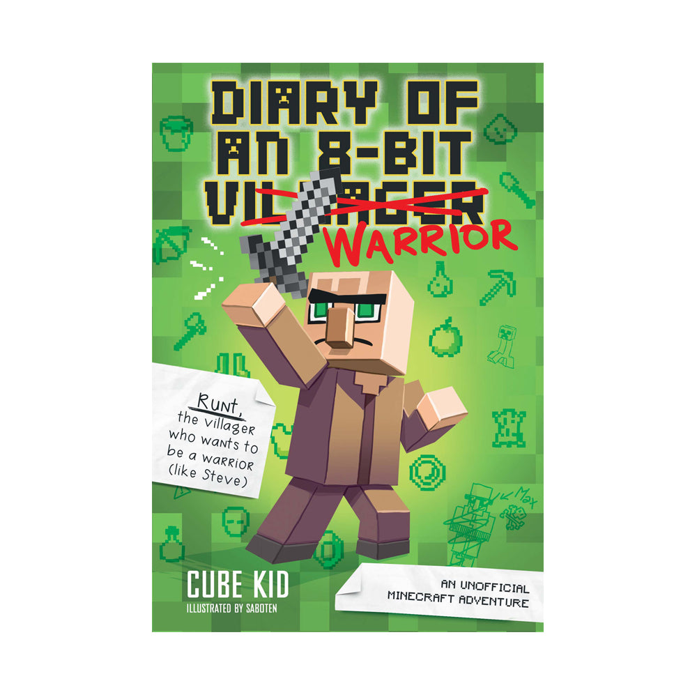 Diary of an 8-Bit Warrior 1