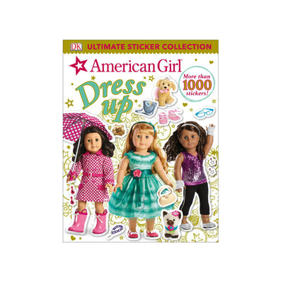 Ultimate Sticker Collection: American Girl Dress Up