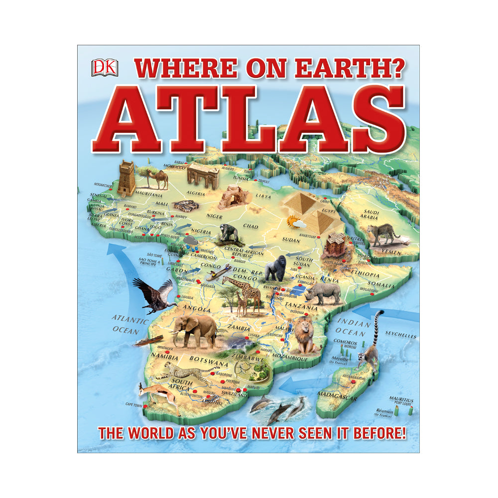 Where on Earth Atlas